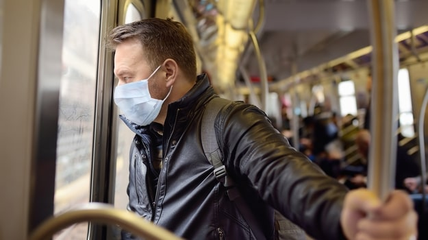 Face masks also offer protection for wearers — CDC